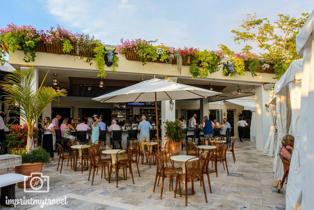 Florida Abendessen Continental Naples