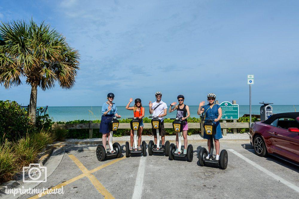 Florida Naples Segwaytour