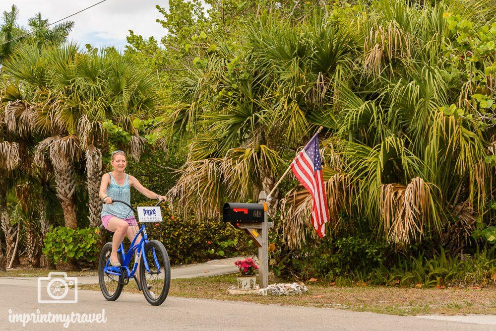 Saniobel Island Fahrrad