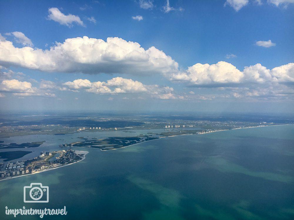 Rundreise Südwest-Florida Anreise