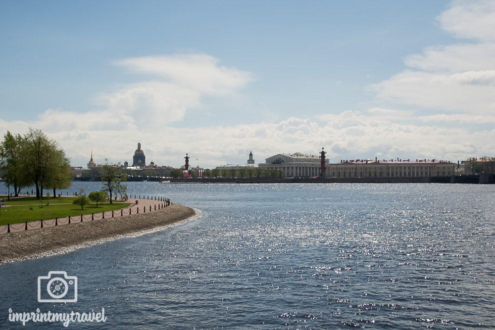Reisezeit St. Petersburg