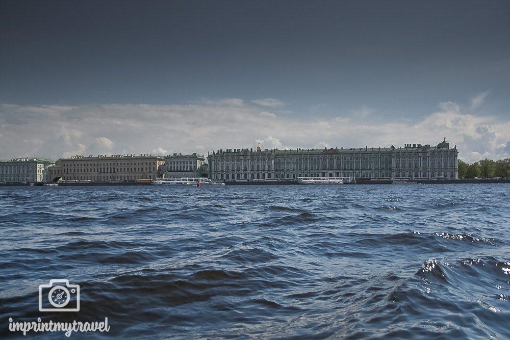 Sehenswürdigkeiten St. Petersburg Hermitage