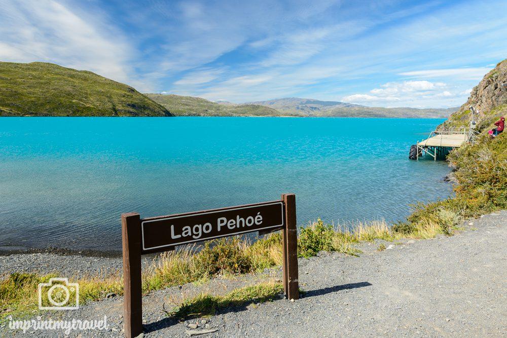 Fotoreise Patagonien Lago Pehoé
