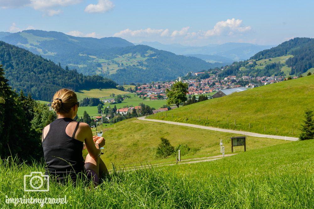 Urlaub im Allgäu Haubers Naturresort Oberstaufen
