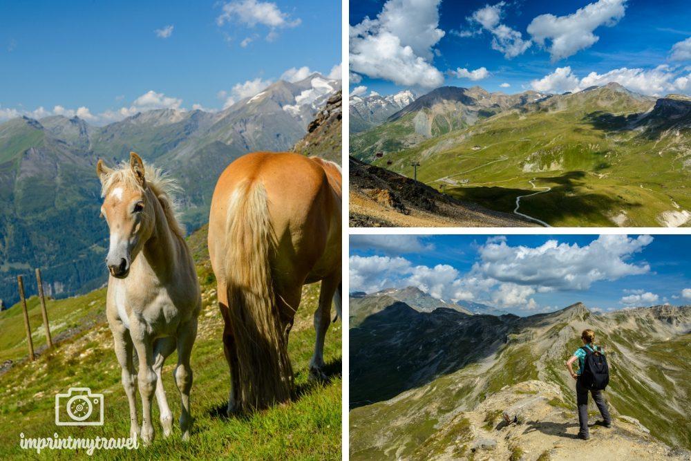 Wandern Nationalpark Hohe Tauern Geotrail