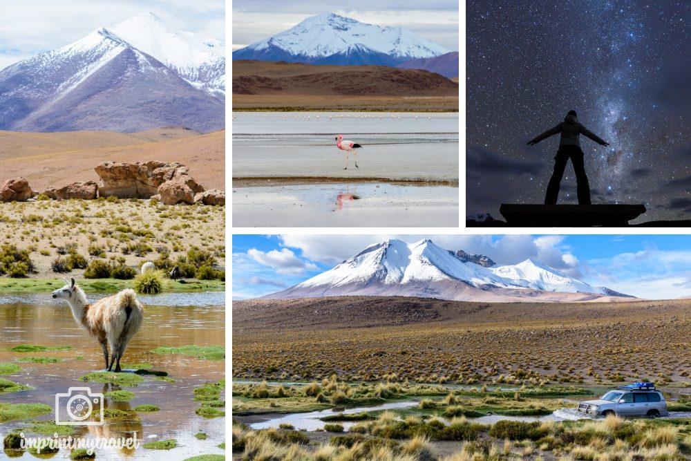Bolivien Sehenswürdigkeiten Hochland