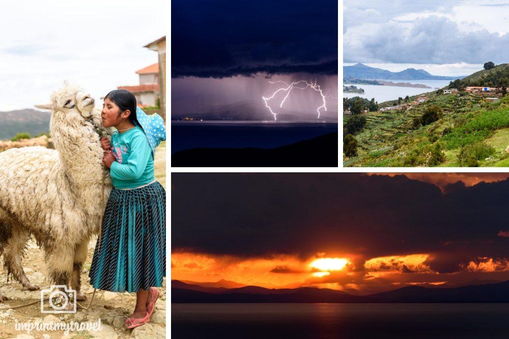 Bolivien Sehenswürdigkeiten Sonneninsel