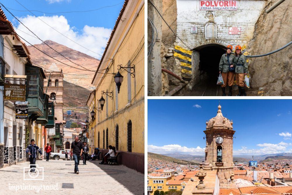 Bolivien Sehenswürdigkeiten Potosi