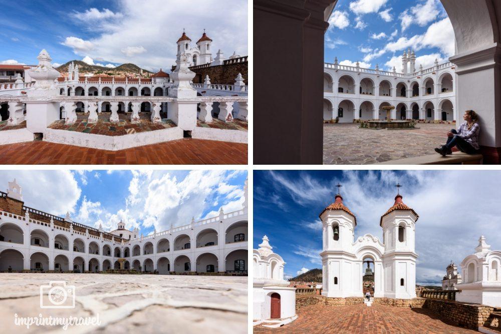 Bolivien Sehenswürdigkeiten San Felipe de Neri