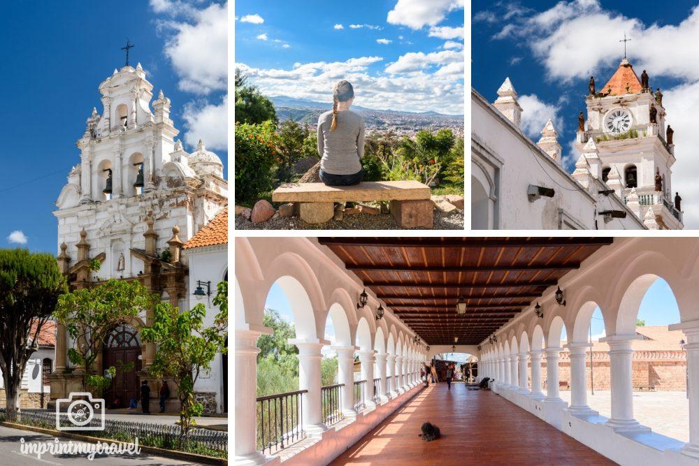 Bolivien Sehenswürdigkeiten Sucre