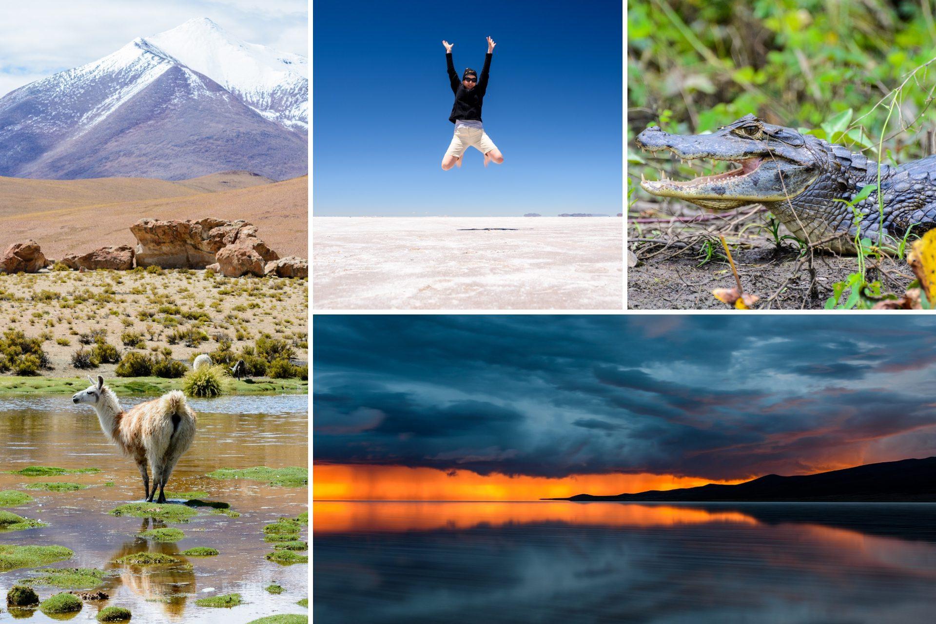 Bolivien Sehenswürdigkeiten Titel
