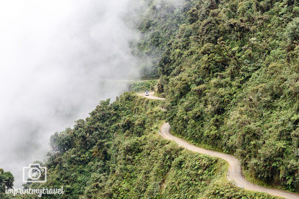 Bolivien Sehenswürdigkeiten Todesstraße