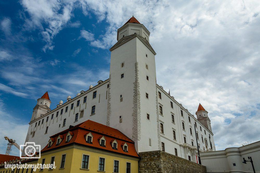 Flusskreuzfahrt A-Rosa Burg Bratislava