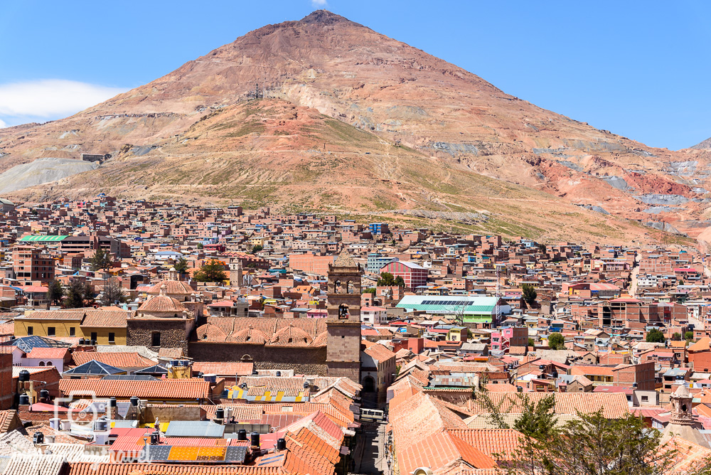 Bolivien Sehenswürdigkeiten Potosí