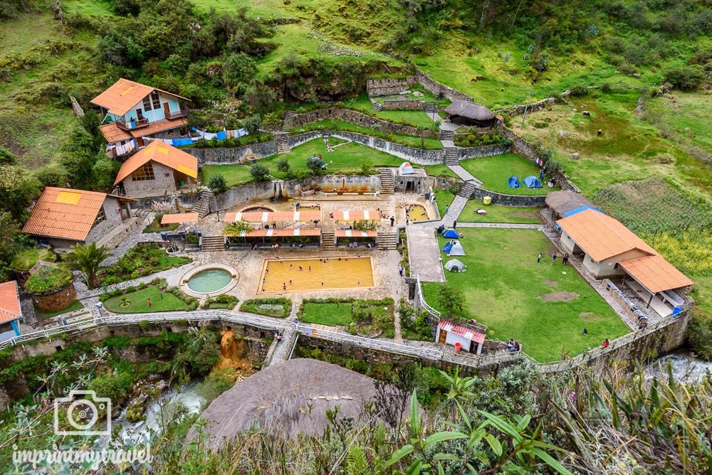 Lares Trekking nach Machu Picchu Hot Springs