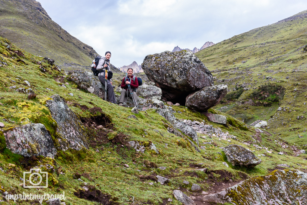 Lares Trekking nach Machu Picchu Tag 2