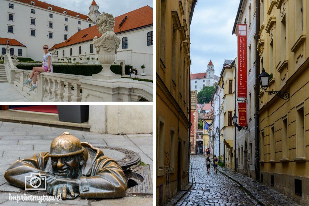 Flusskreuzfahrt A-Rosa Bratislava Altstadt