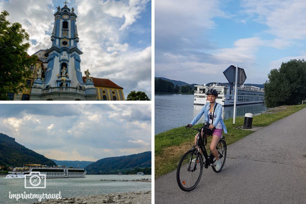 Flusskreuzfahrt A-Rosa Fahrradtour Wachau