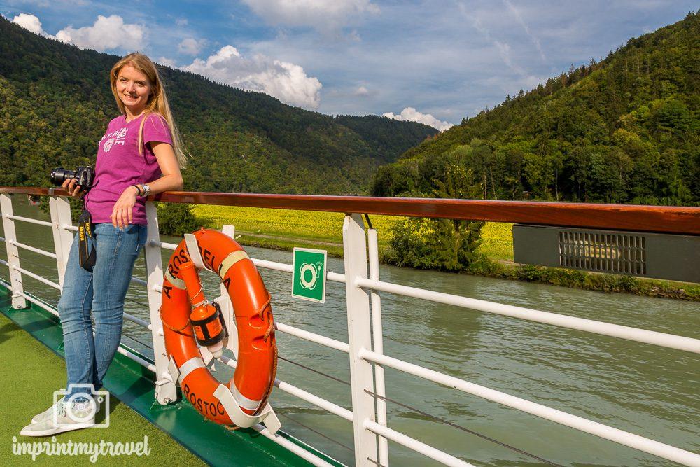 Flusskreuzfahrt A-Rosa Sonnendeck