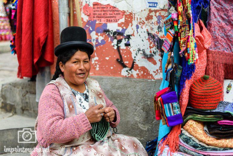 La Paz Menschen