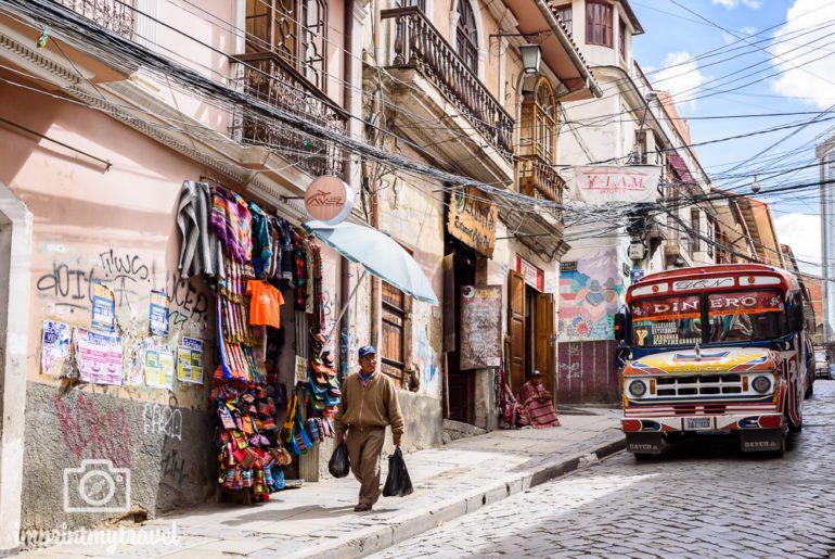 Bolivien Reise La Paz Sicherheit