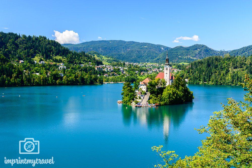 Reiseziele 2019 Slowenien Bled