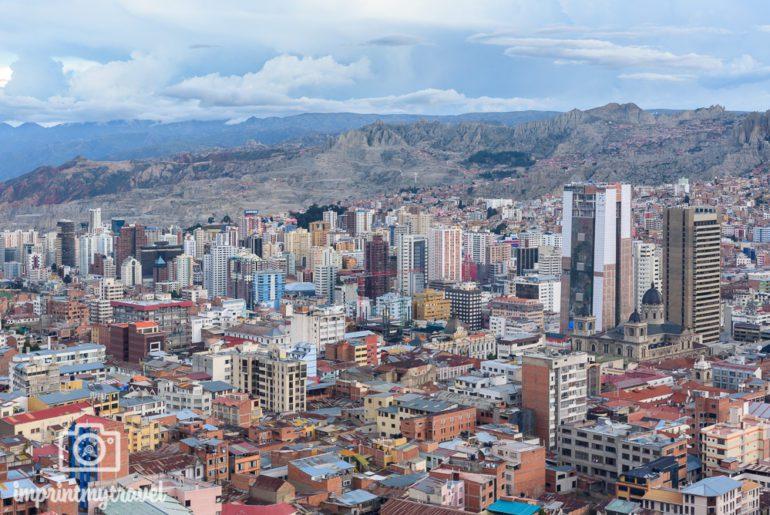Bolivien Reise La Paz Zentrum