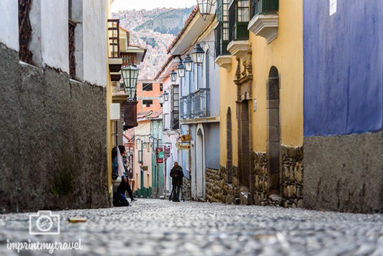 Bolivien Reise La Paz Kolonialbauten