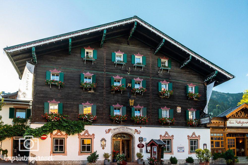Zell am See Romantikhotel Metzgerwirt