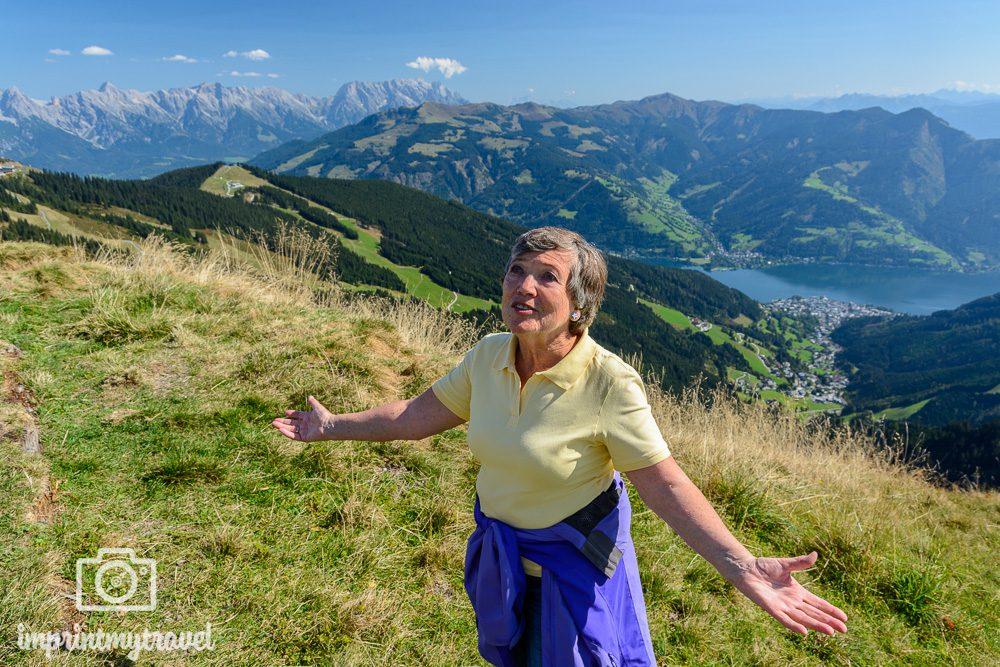 Ausflugstipp Zell am See Kräuterwanderung