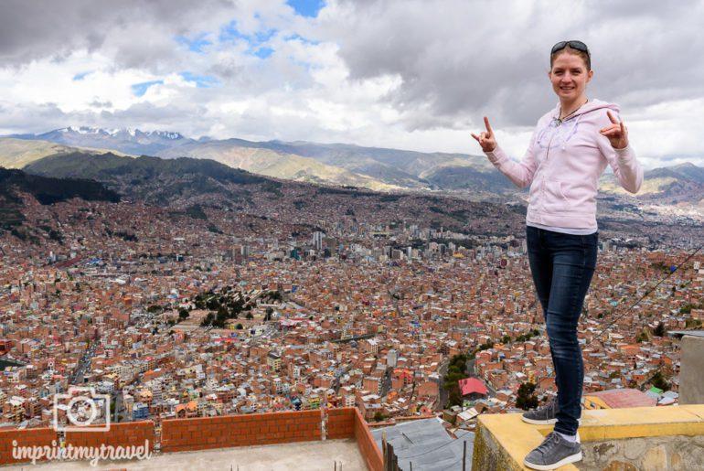 Bolivien Reise La Paz