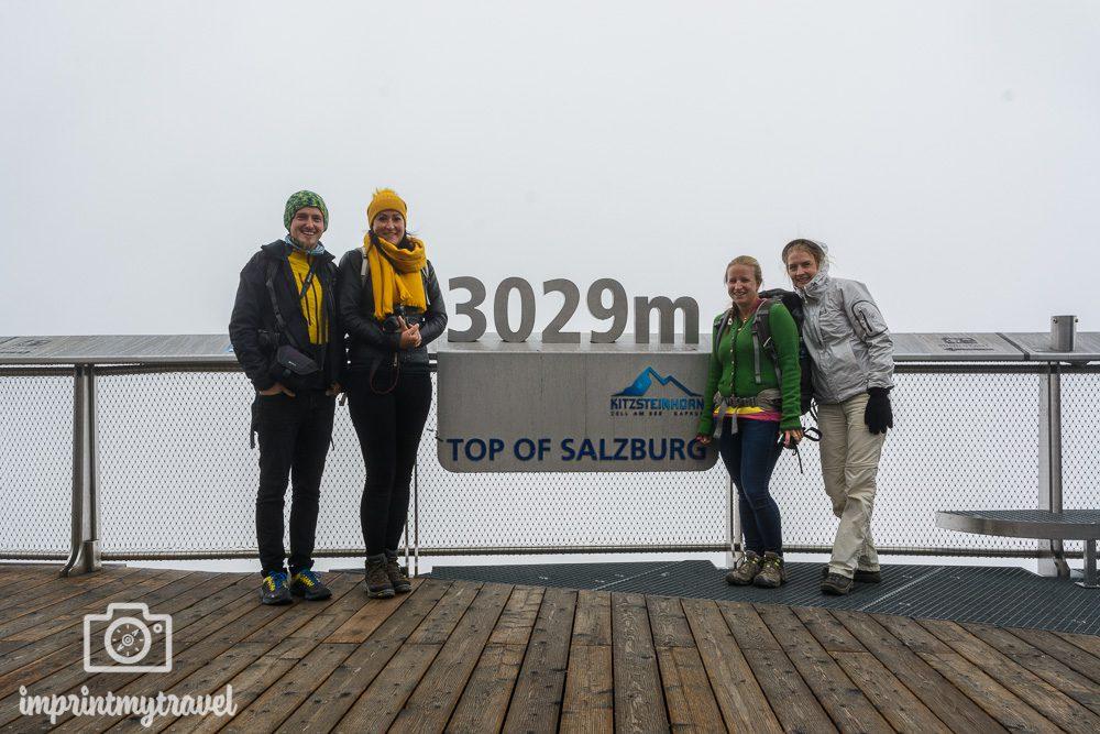 Ausflugstipps Zell am See Kitzsteinhorn