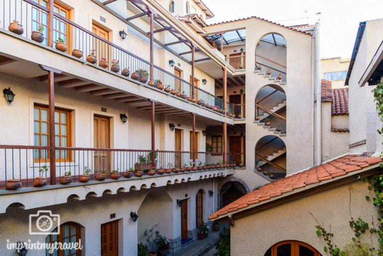 Hotel La Paz Rosario