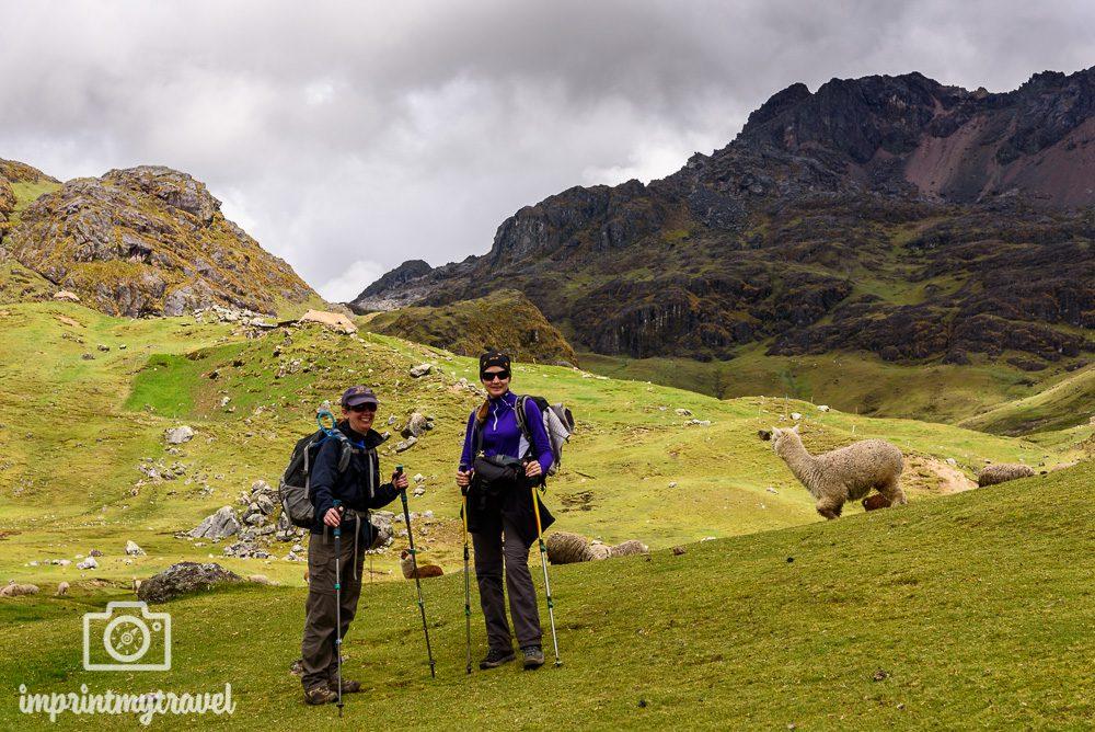 Lares Trekking nach Machu Picchu Akklimatisierung