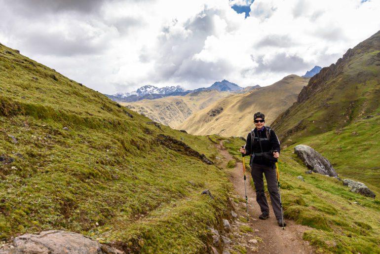 Lares Trekking nach Machu Picchu Titel