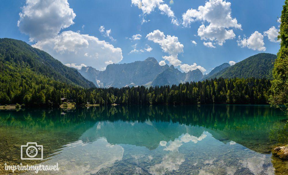 Reiseziele 2019 Lago di Fusine