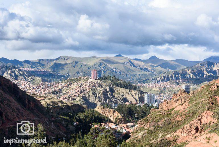 Bolivien Reise La Paz Wetter Regenzeit