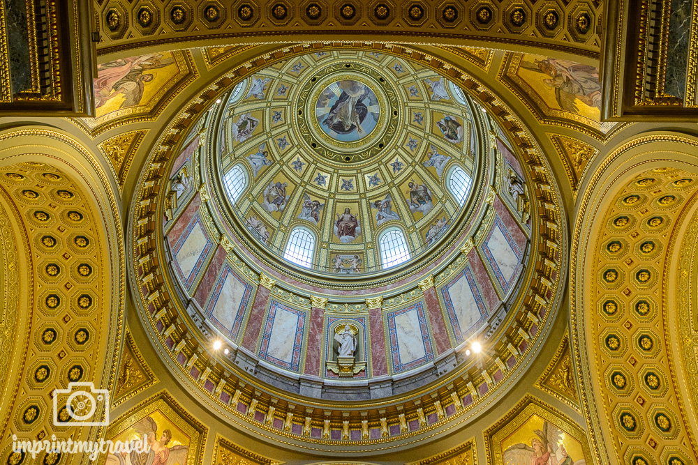 Städtereise Budapest Sehenswürdigkeiten St. Stephans Basilika