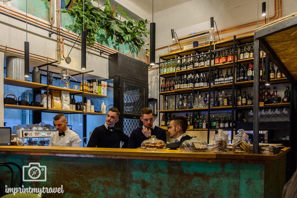 Essen in Budapest STIKA Café