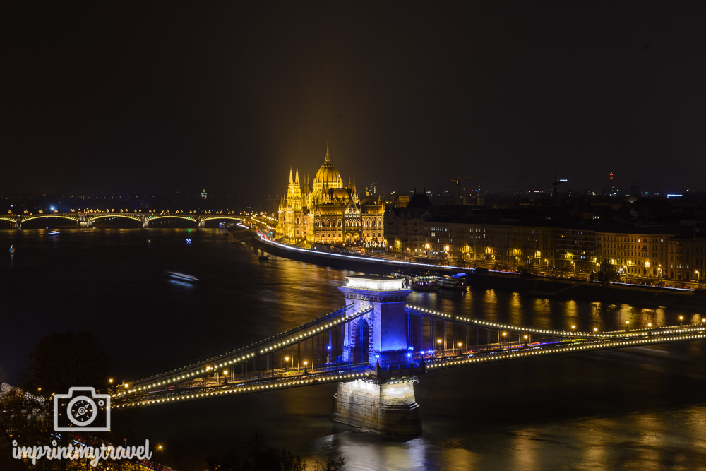 Städtereise nach Budapest Ausblick Burgpalast