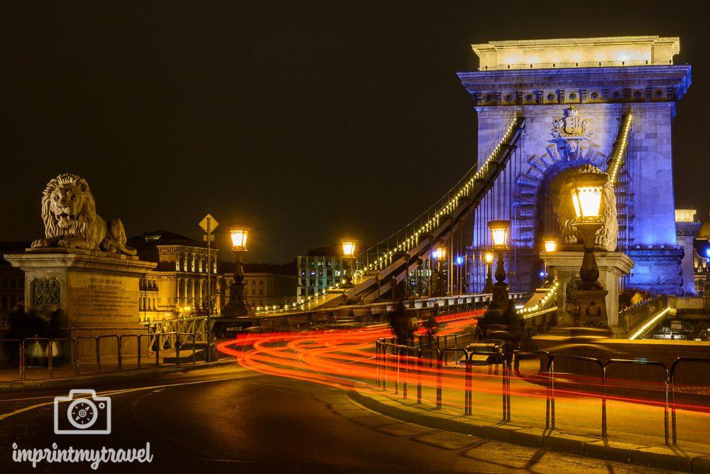 Städtereise Budapest Sehenswürdigkeiten Kettenbrücke