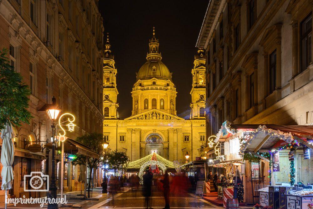 Städtereise Budapest Sehenswürdigkeiten St. Stephan Basilika
