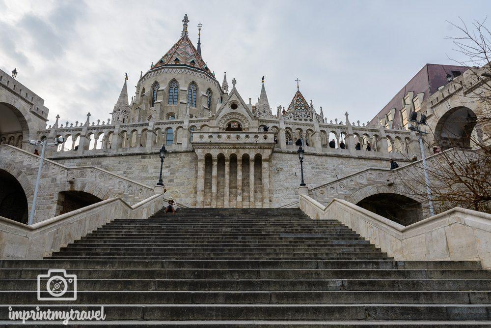 Städtereise Budapest Sehenswürdigkeiten Fischerbastei