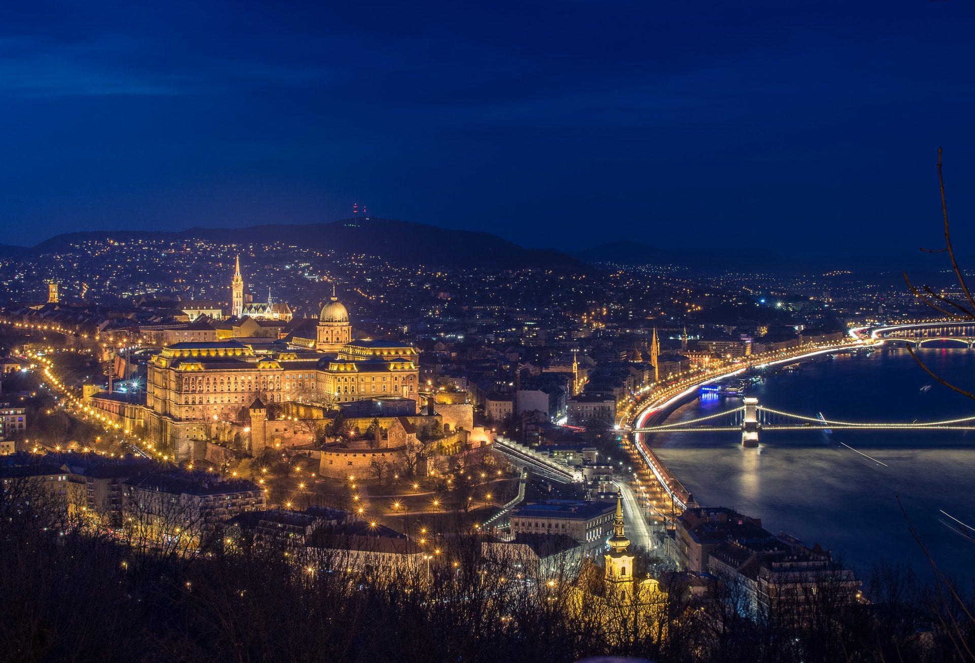 Städtereise Budapest Sehenswürdigkeiten