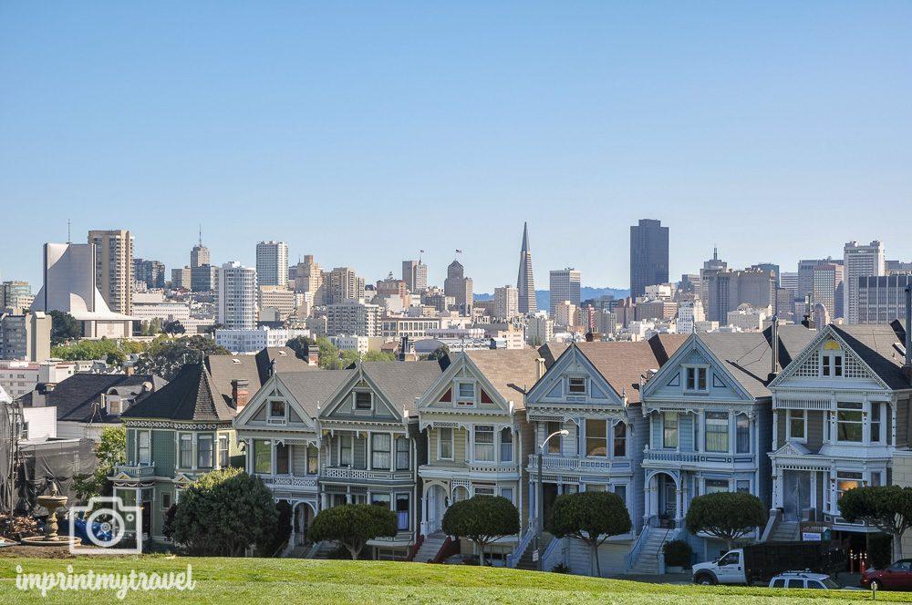 Die schönsten Städte der Welt San Francisco