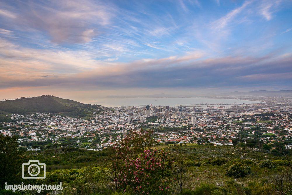 Die schönsten Städte der Welt Kapstadt