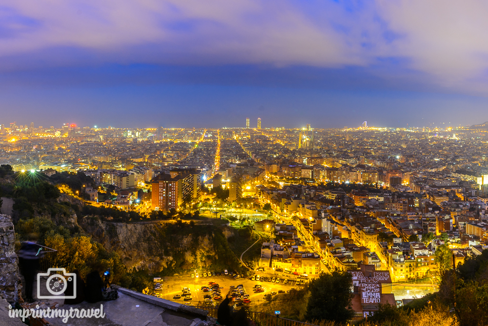 Die schönsten Städte der Welt Barcelona