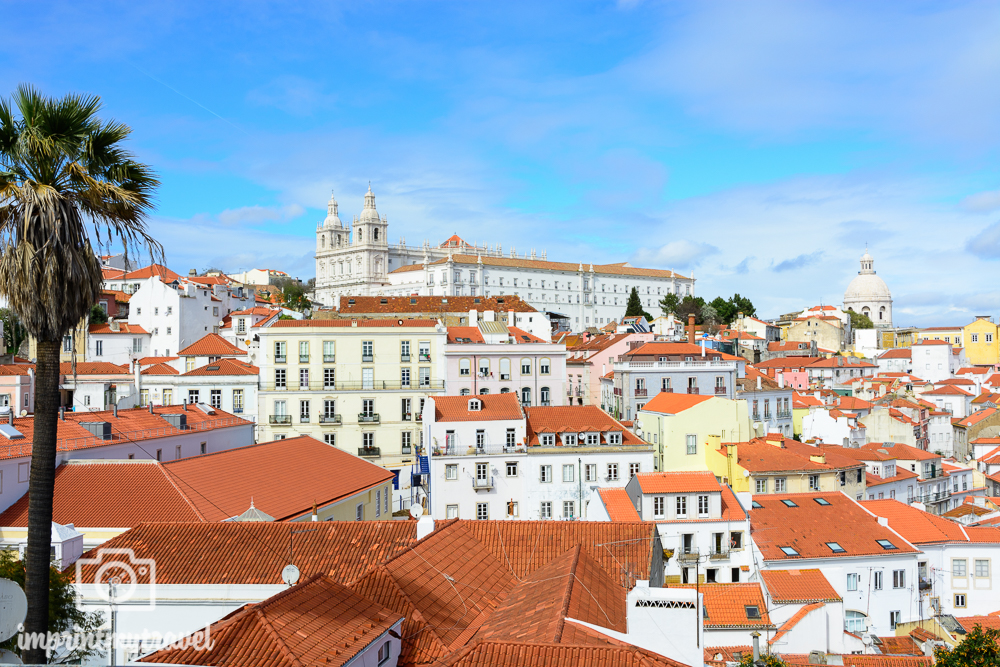 Die schönsten Städte der Welt Lissabon