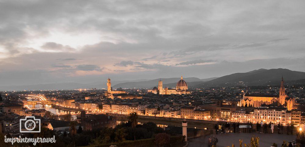 Die schönsten Städte der Welt Florenz
