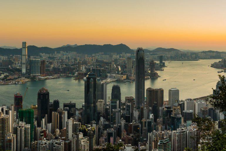 Die schoensten Städte der Welt Hong Kong
